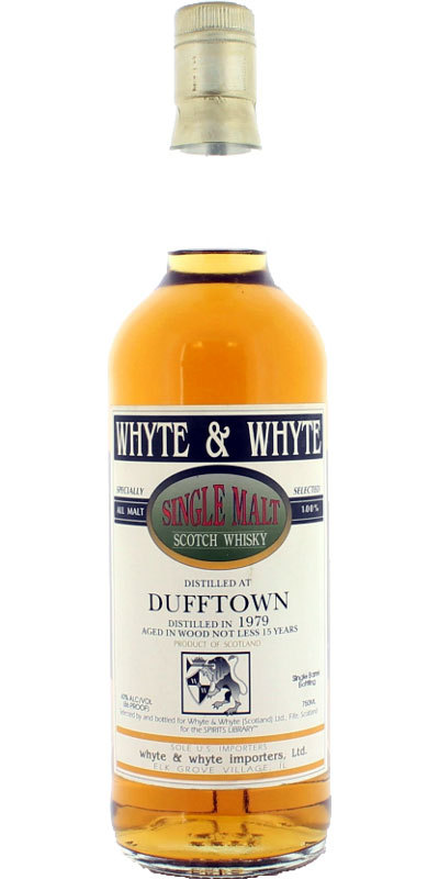 Dufftown 1979 W&W
