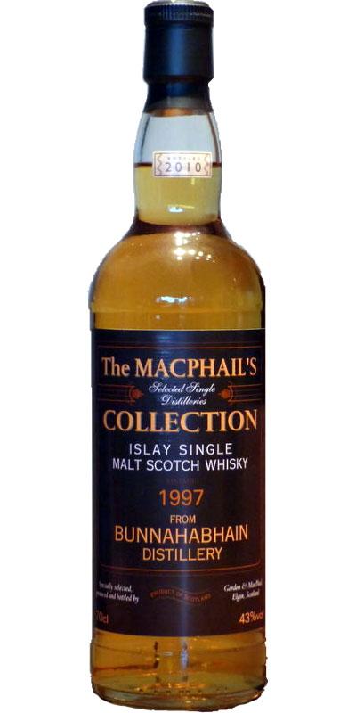 Bunnahabhain 1997 GM