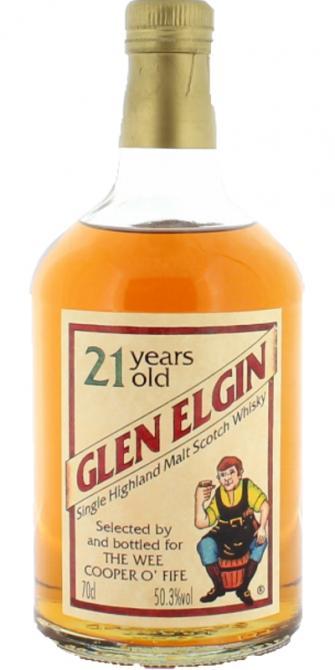Glen Elgin 21-year-old UD