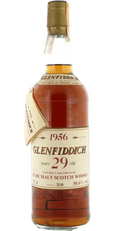 Glenfiddich 1956 It