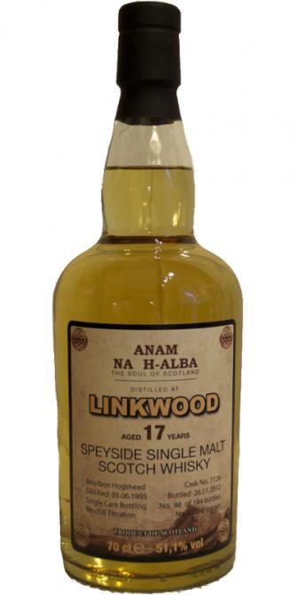 Linkwood 1995 ANHA