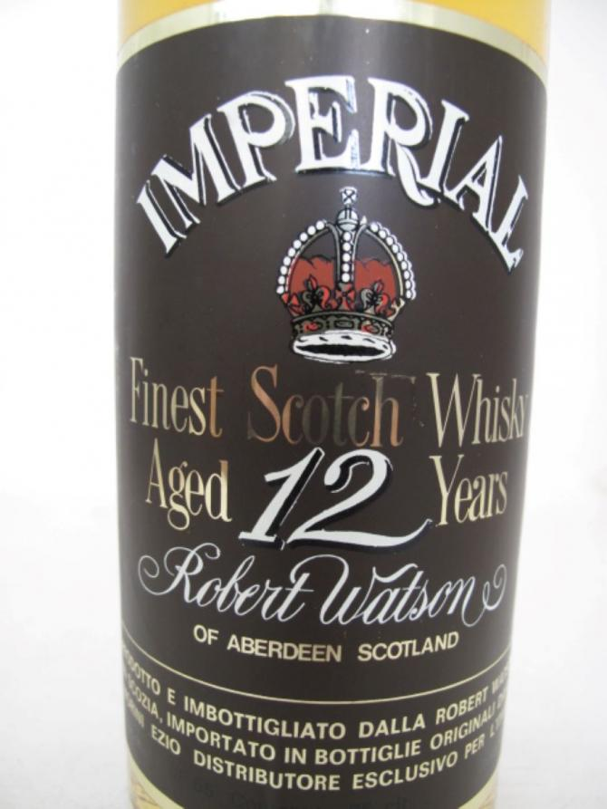 Imperial 12-year-old RW