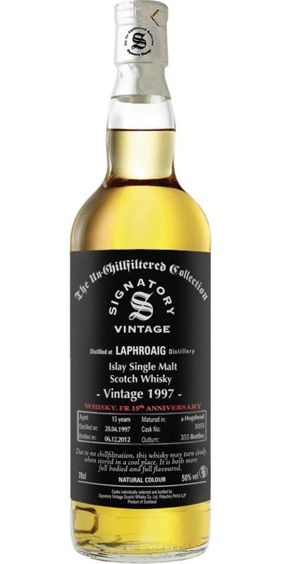 Laphroaig 1997 SV