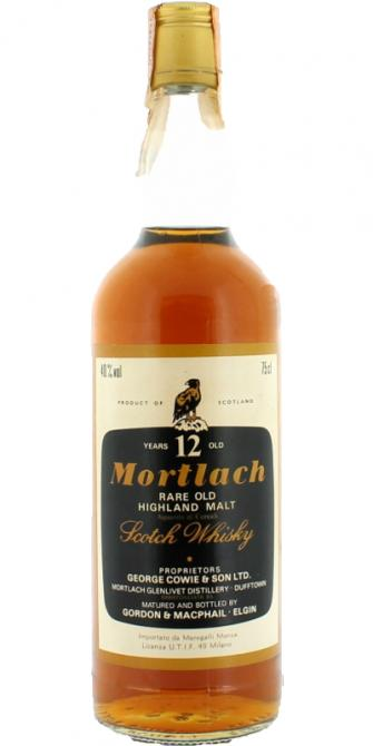 Mortlach 12-year-old GM