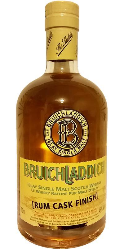 Bruichladdich 1998