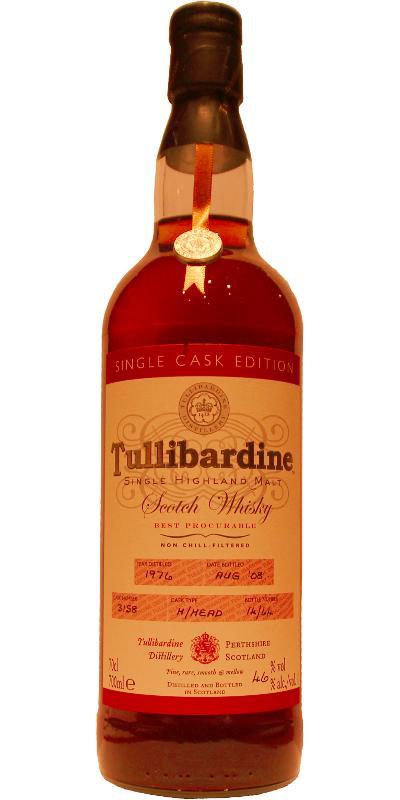 Tullibardine 1976