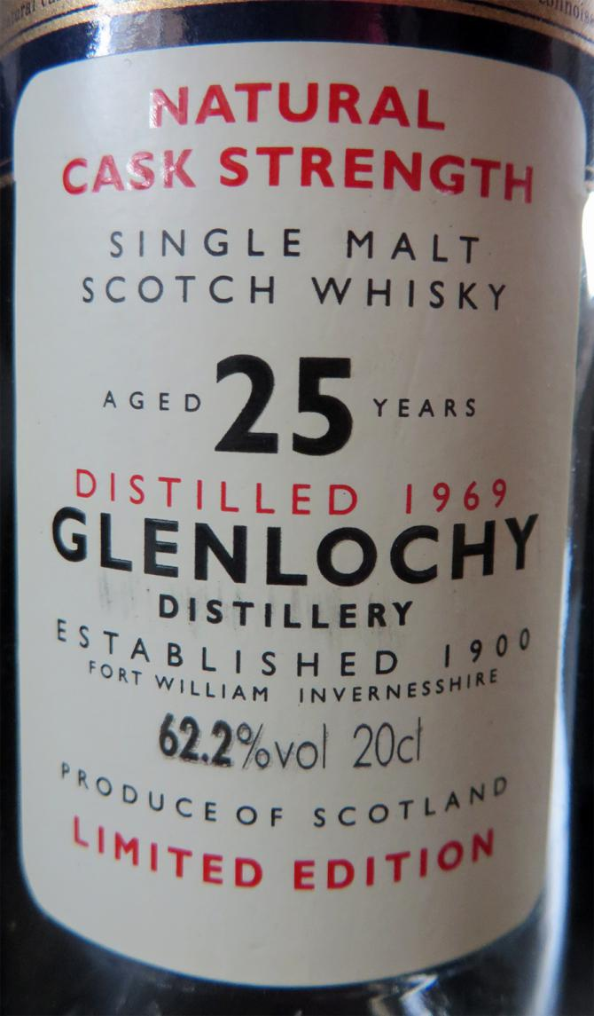 Glenlochy 1969