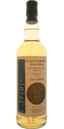 Macallan 1997 sv city of zwolle whiskybase macallan 1997 sv city of zwolle ccuart Images