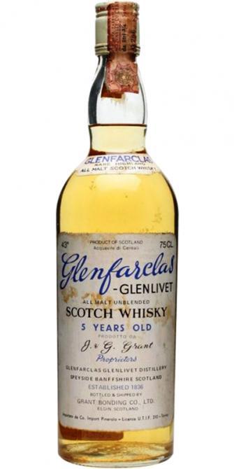 Glenfarclas 05-year-old