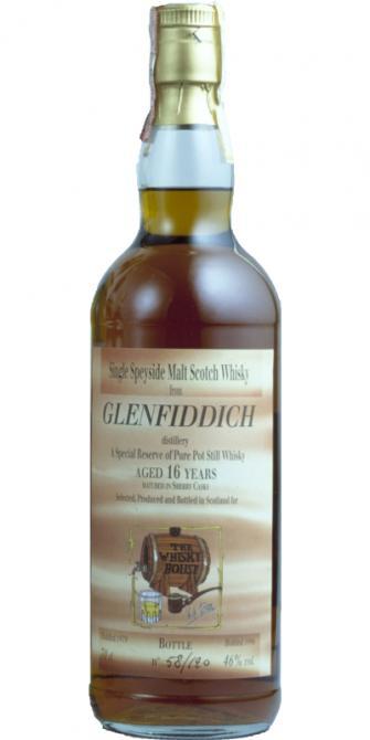 Glenfiddich 1979 K-B