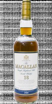 Macallan 1985