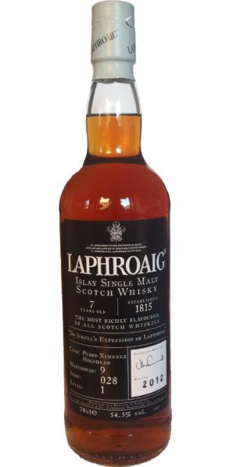 Laphroaig 07-year-old