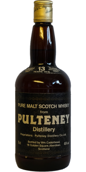 Old Pulteney 1967 CA