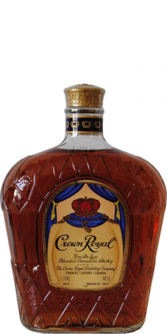 Crown Royal Fine De Luxe - Blended Canadian Whisky