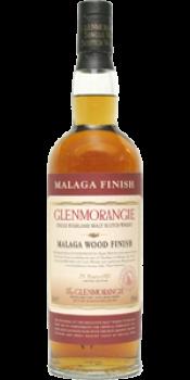 Glenmorangie Malaga Wood Finish