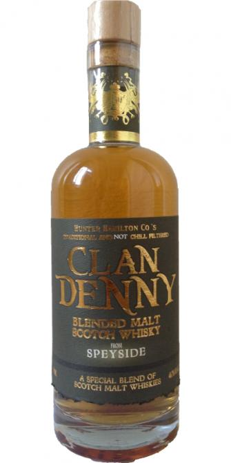 Clan Denny Blended Malt from Speyside HH