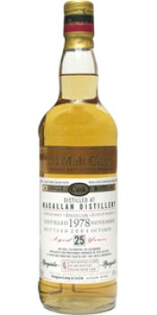 Macallan 1978 DL