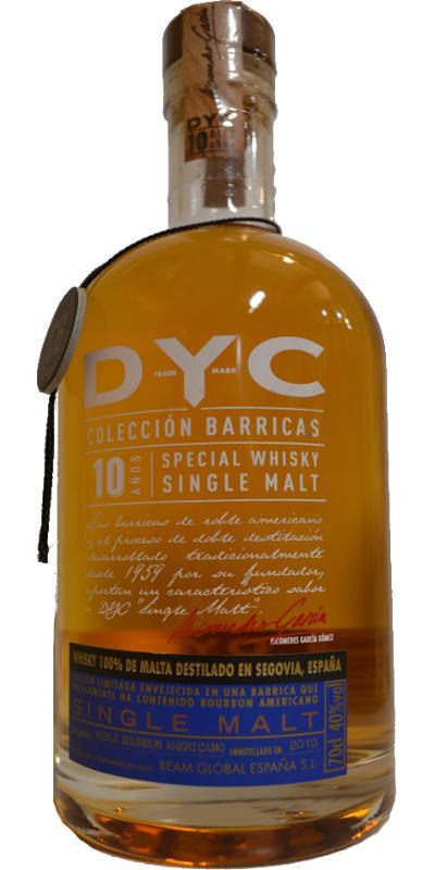 DYC 10-year-old