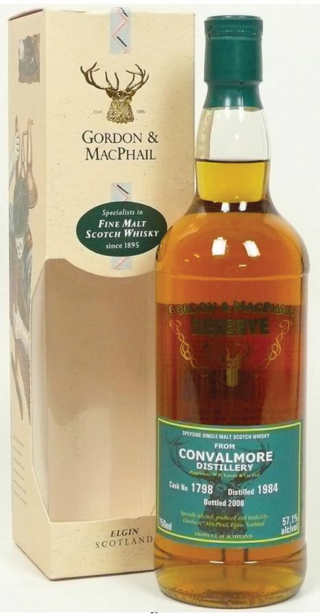 Convalmore 1984 GM