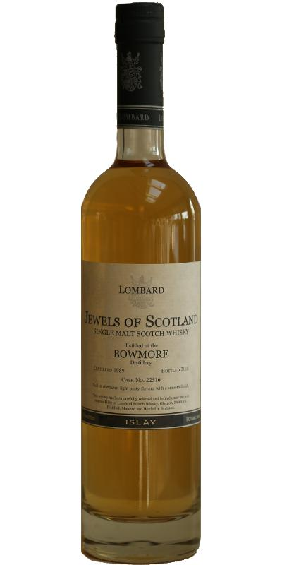 Bowmore 1989 Lb