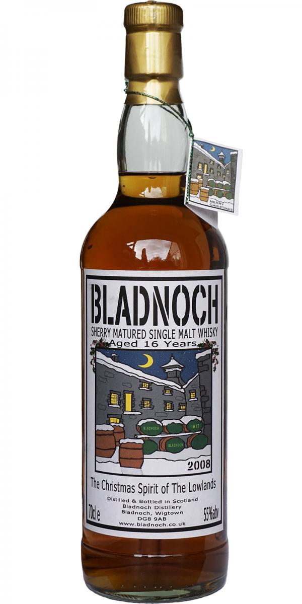 Bladnoch Christmas Spirit