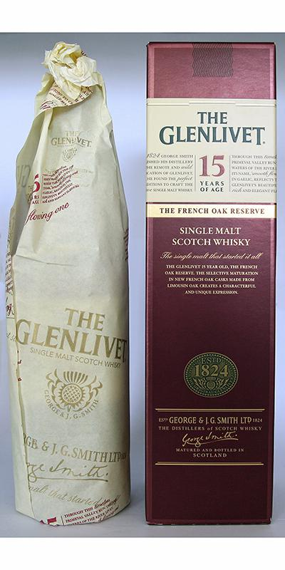 Glenlivet 15-year-old
