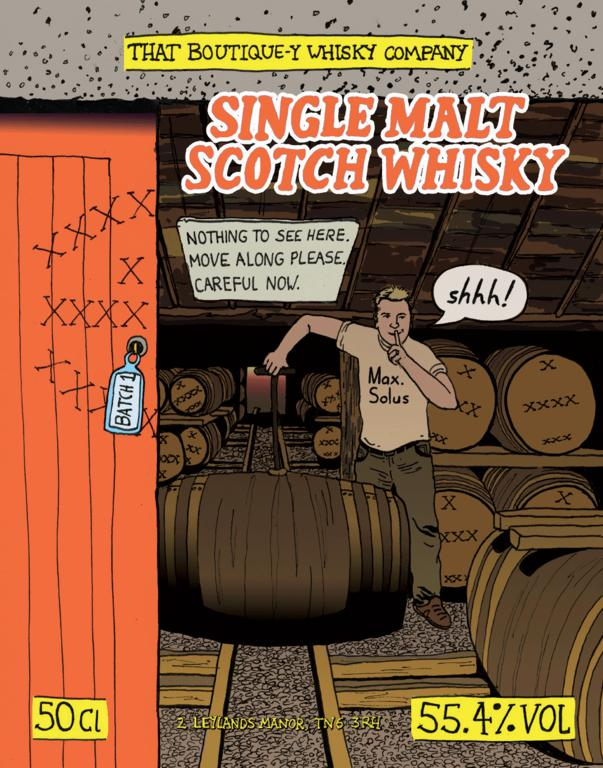 Secret Distillery #1 TBWC