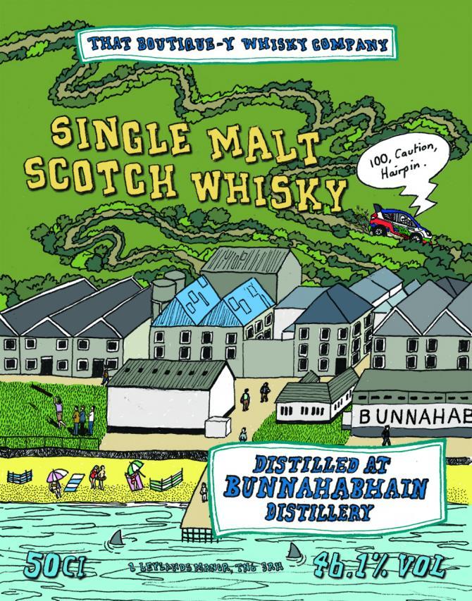 Bunnahabhain Batch 1 TBWC