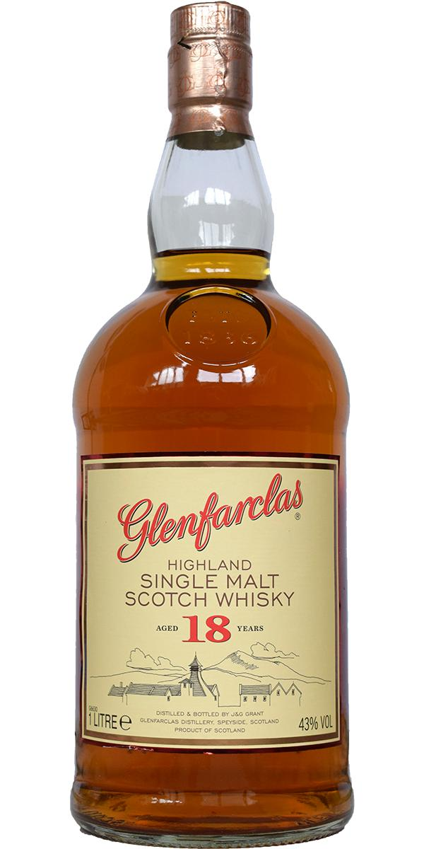 Glenfarclas 18-year-old