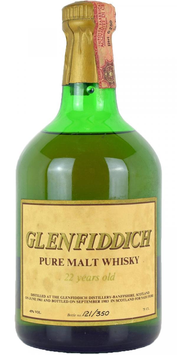 Glenfiddich 1961