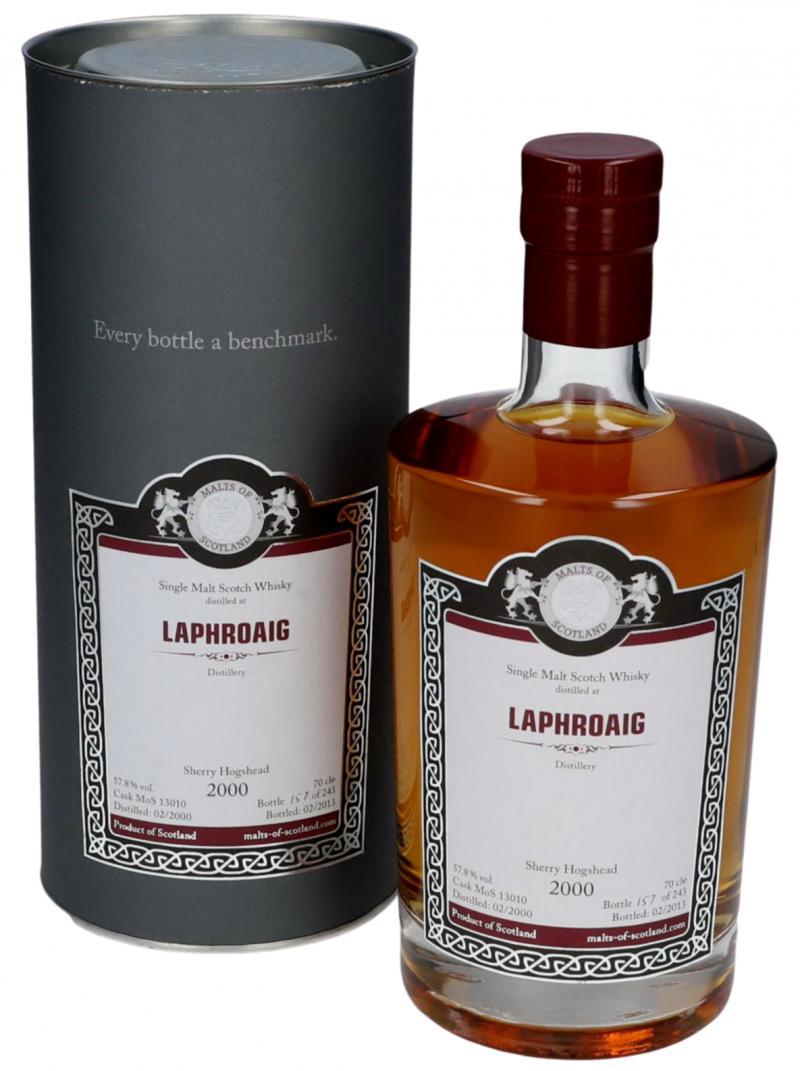 Laphroaig 2000 MoS