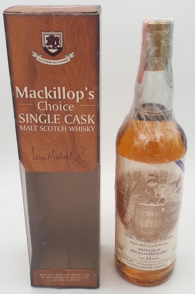 Macallan 1988 McC