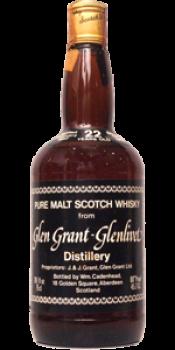 Glen Grant 1957 CA