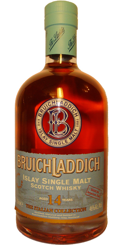 Bruichladdich 14-year-old