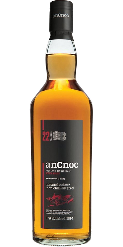 An Cnoc 22-year-old