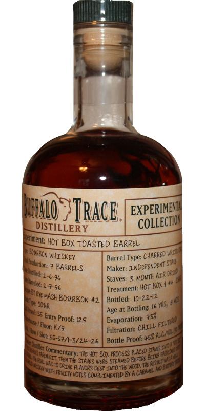 Buffalo Trace 1996