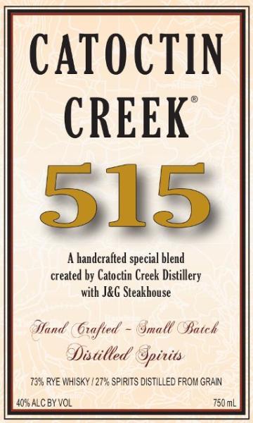 Catoctin Creek 515