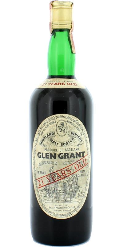 Glen Grant 1958 SMcN