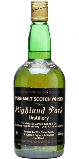 Highland Park 1961 CA