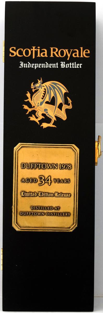 Dufftown 1978 SR