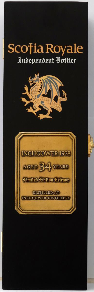 Inchgower 1978 SR