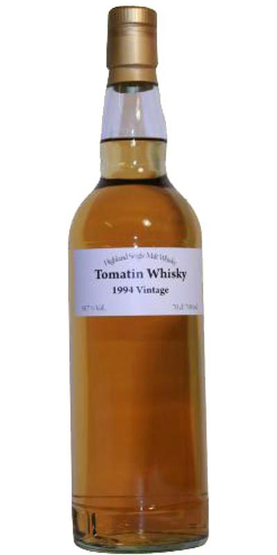 Tomatin 1994 SpS