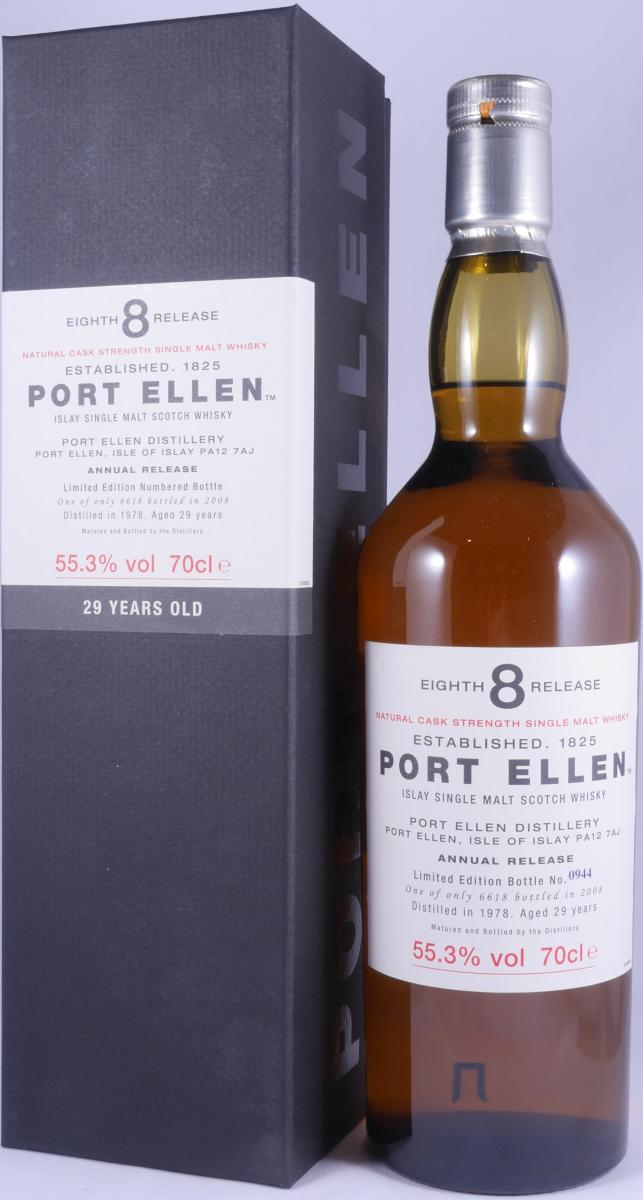 Port Ellen  8th Release