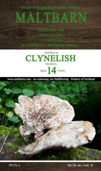 Clynelish 1998 MBa