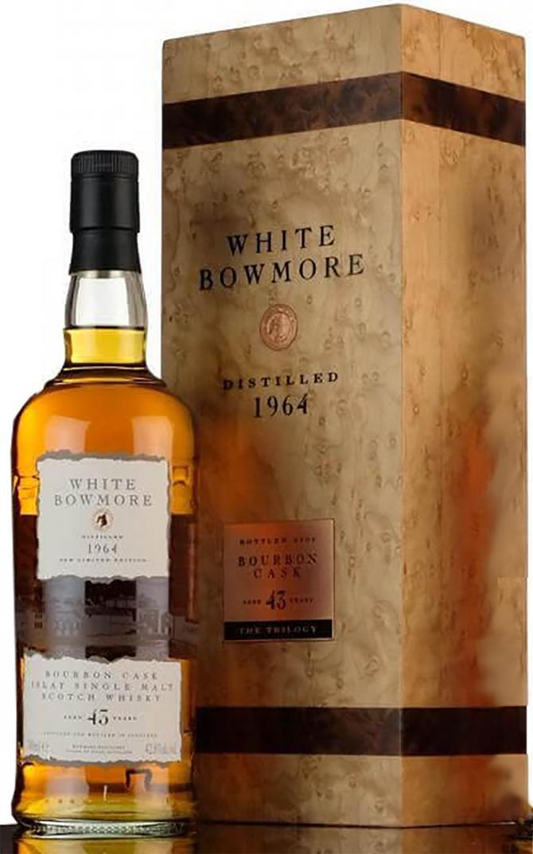 Bowmore 1964 White