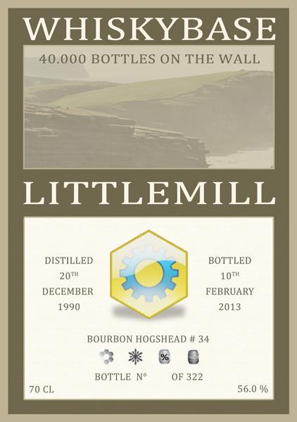 Littlemill 1990 WB