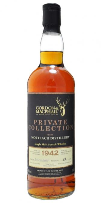 Mortlach 1942 GM