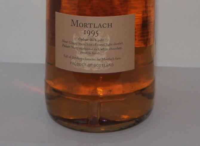 Mortlach 1995 DR