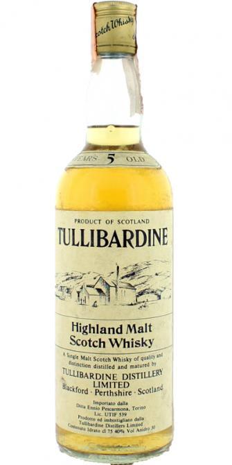 Tullibardine 05-year-old