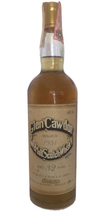 Glen Cawdor 1951 RWD